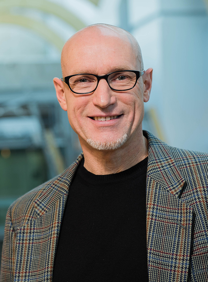 Photo courtesy of Michael Smith Laboratories UBC